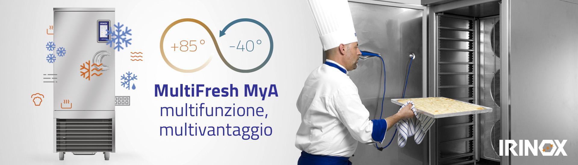 multifresh mya - irinox