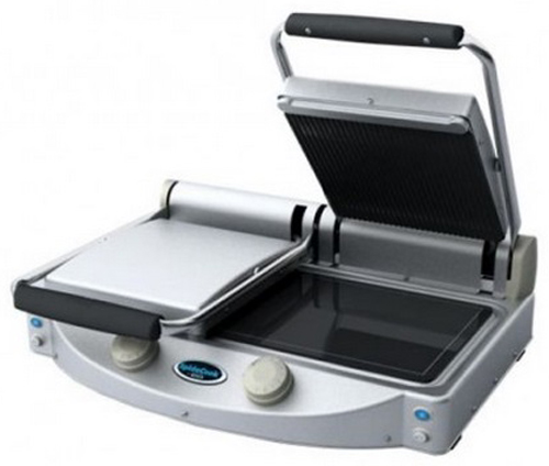 Piastra in vetroceramica spidocook xp020 manuale gruppo for Cucinare per 50